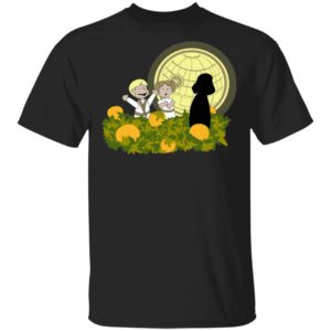 Snoopy Star Wars Its The Darth Vader Halloween Mashup T-Shirt