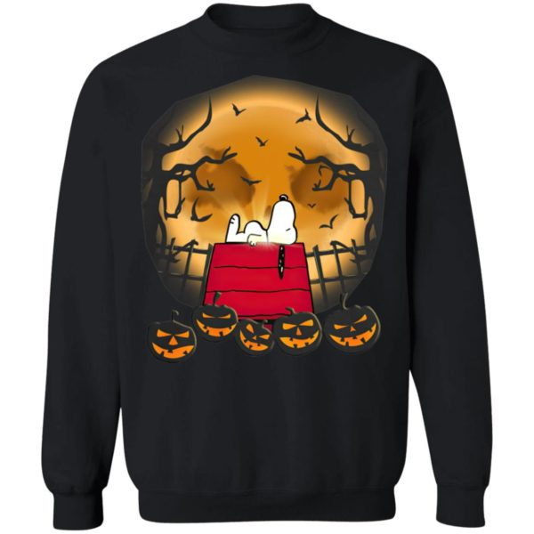 Snoopy Its Time To Wake Up For Halloween Night T-Shirt