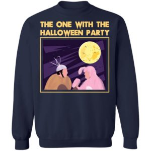 Ross And Chandler The One With The Halloween Party FRIENDS T-Shirt