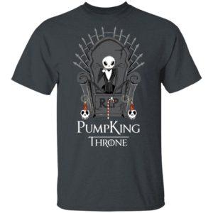RIP Pumpking Thrones Jack Skellington Halloween Game Of Thrones T-Shirt