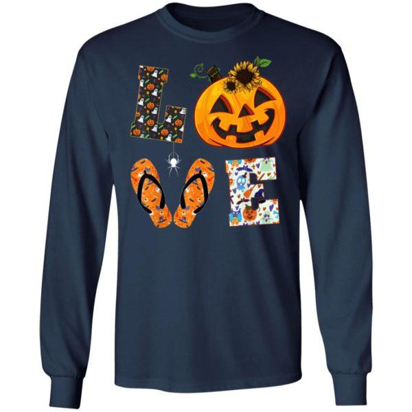 Love Halloween Love Autumn T-Shirt