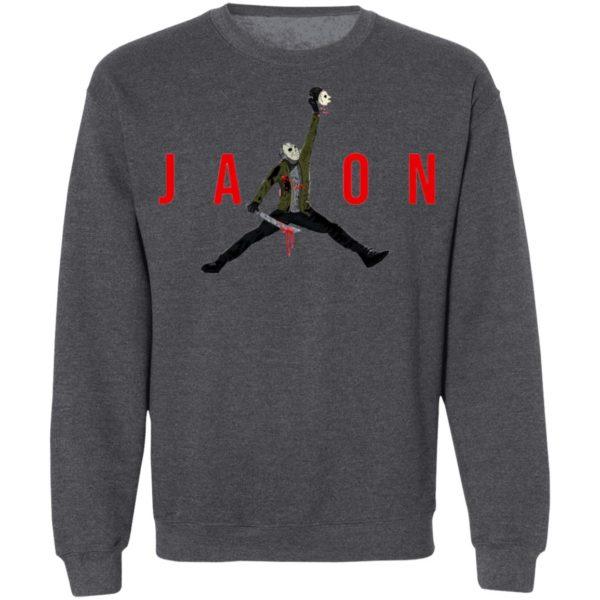 Jason Voorhees Killed Michael Myers Halloween Jordan Air T-Shirt
