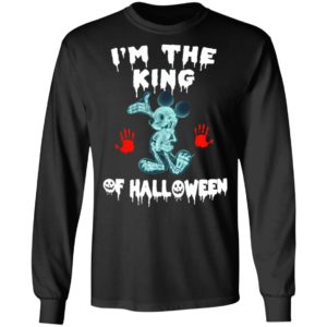 Im The King Of Halloween Mickey Mouse T-Shirt