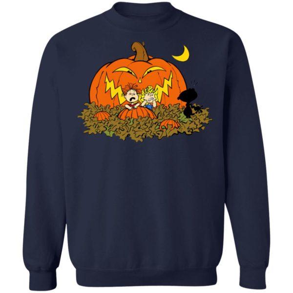 The Great Pumpkin Lives Halloween Snoopy T-Shirt
