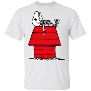 Waiting For Halloween Funny Snoopy T-Shirt