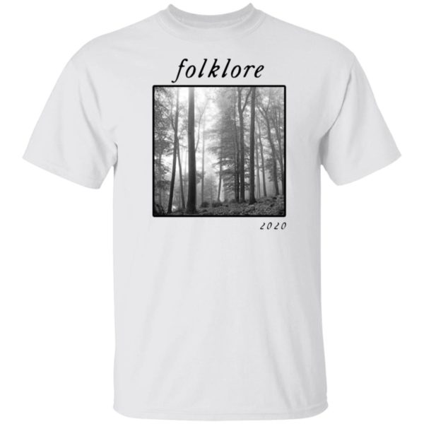 Taylor I Love Folklore Music New T-Shirt