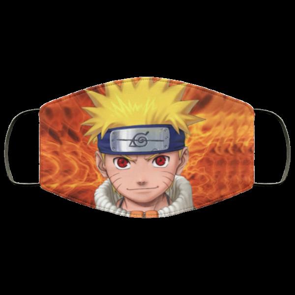 Naruto Cloth Face Mask Naruto Mask