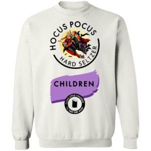 Hocus Pocus Hard Seltzer Children Come Little Children T-Shirt