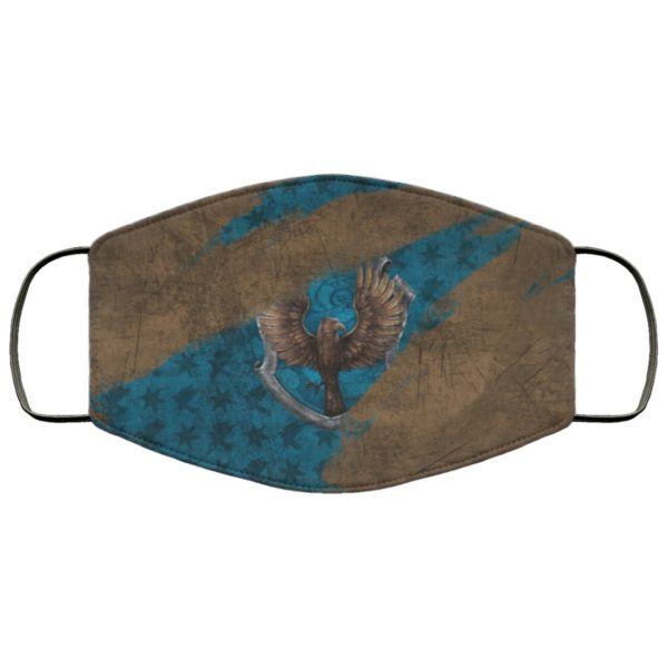 Ravenclaw Harry Poster Face Mask