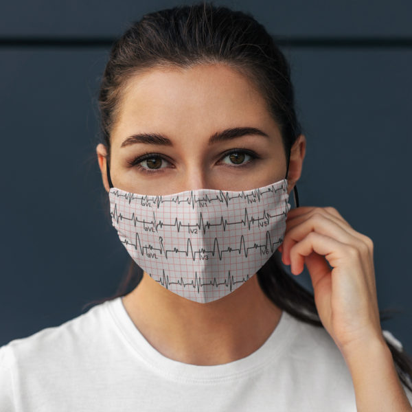 Cardiologist Surgery Doctor Face Mask