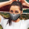 Rbg Dissent collar RUTH BADER GINSBURG Face Mask