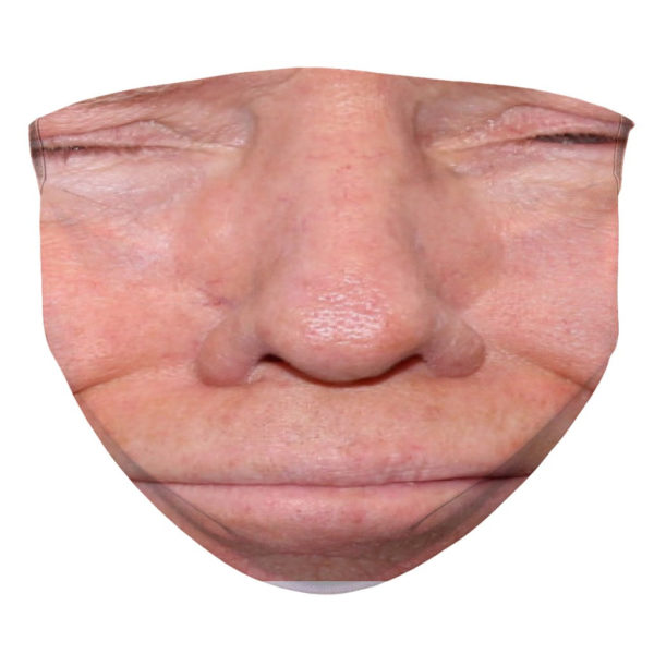 Donald Trump Us President Usa Trump Face Face Mask