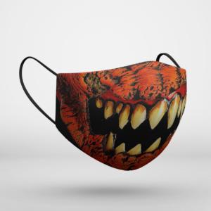 Dark Harvest Ani-Motion Face Mask
