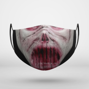 Scary Twisted Payday Face Mask