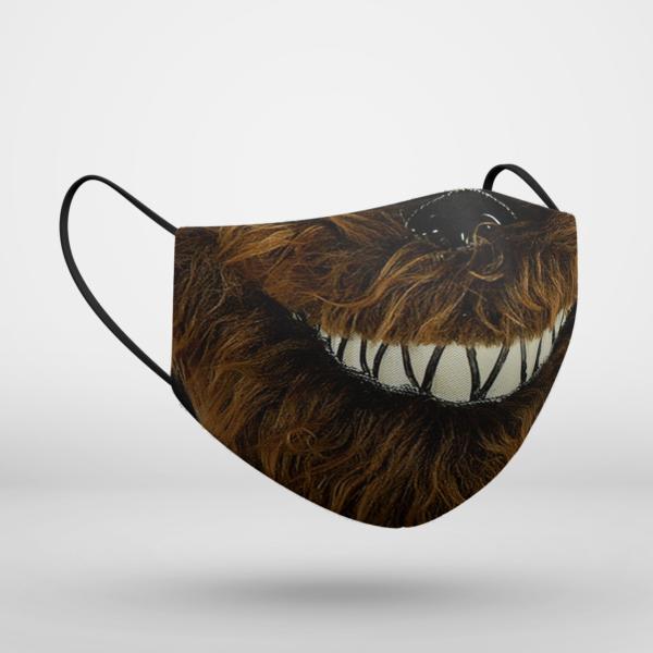 Scary Killer Teddy Bear Halloween Face Mask