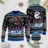 Buffalo Bills 3D Printed Ugly Christmas Sweater