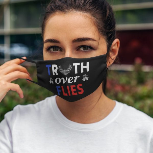 Truth Over Lies Biden Harris 2020 Face Mask