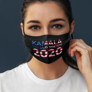 Kamala Harris And Joe Biden 2020 Face Mask