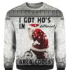 I Got Ho's in Different Area Codes 3D Ugly Sweater Hoodie