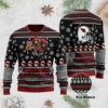 Arizona Cardinals 3D Printed Ugly Christmas Sweater