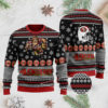 San Francisco 49ers 3D Ugly Christmas Sweater