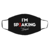 Im Speaking VP Kamala Harris Mr Vice President Kamala Harris Face Mask