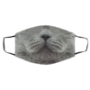British Shorthair Cat Cosplay Face Mask