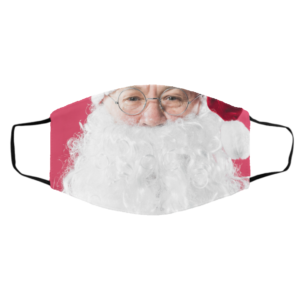 Funny Santa Claus Beard Christmas Face Mask