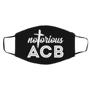 Notorious ACB Face Mask