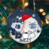 2020 Is Boo Sheet Funny Decorative Christmas Ornament - Funny Holiday Gift