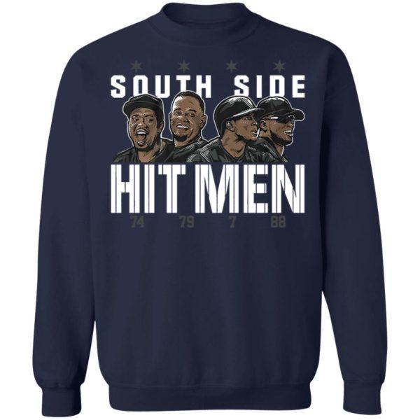 Chicago Baseball South Side Hit Men T-Shirt