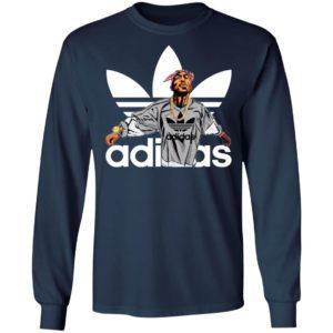Tupac Shakur Adidas T-Shirt, LS, Hoodie