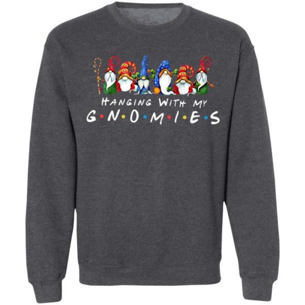 Hanging With My Gnomies Christmas Shirt, Sweatshirt