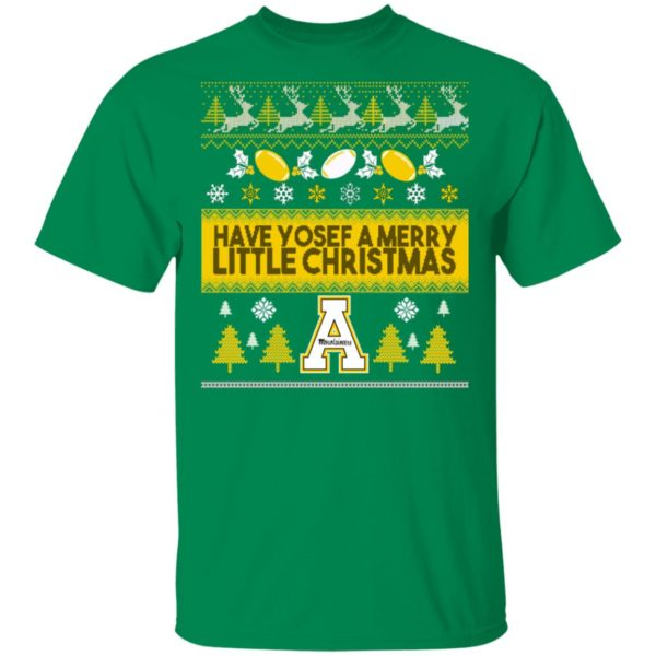 Appalachian State Mountaineers Ugly Christmas Sweater, Long Sleeve