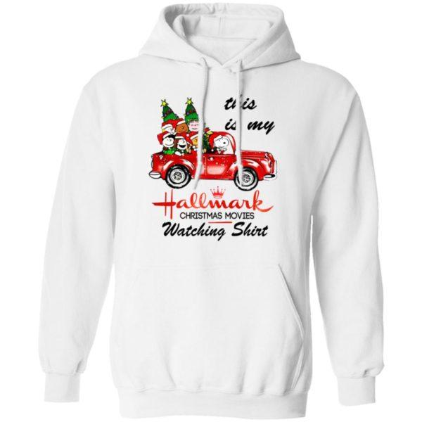 This Is My Christmas Movie Watching Sweatshirt, Hoodie, Long Sleeve
