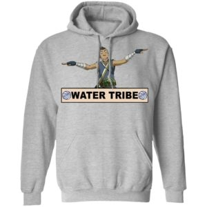 Sokka Water Tribe shirt, long sleeve