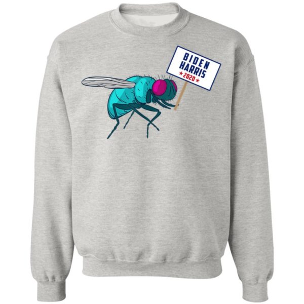 Fly Biden Harris 2020 Pence Fly Vice Presidential Debate T-Shirt