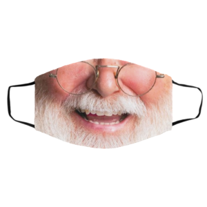 Santa Slaus CHRISTMAS 2020 Face Mask