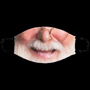 Santa Slaus CHRISTMAS 2020 Face Mask