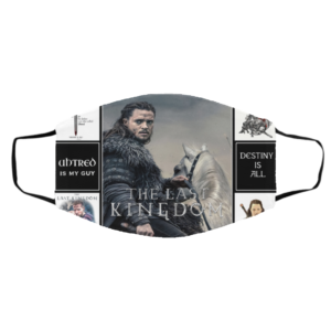 The Last Kingdom Face Mask