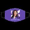 Kamala Harris Unite 2020 face mask