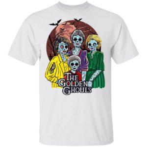 Happy Halloween The Golden Ghouls T-Shirt