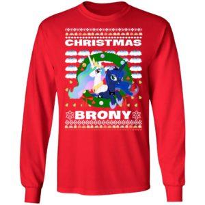 Christmas Brony Ugly Christmas Sweater