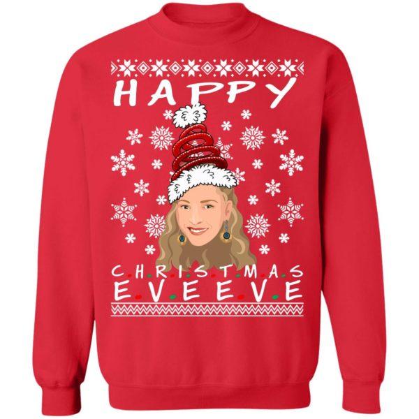 Happy Christmas Eve Eve Friends Phoebe Ugly Christmas Sweater