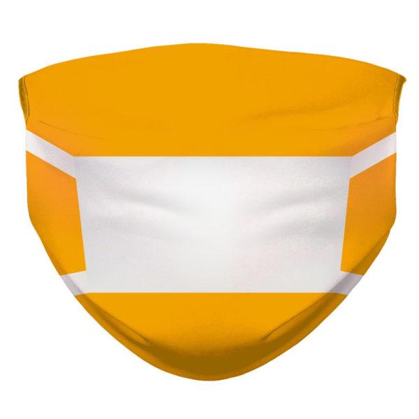 Emoji Wearing Mask Doctor Smile Face Mask