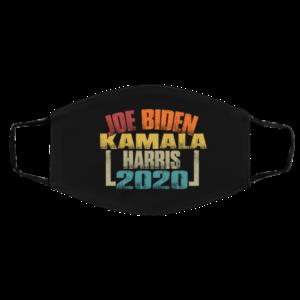 Joe Biden Kamala Harris 2020 Face Mask