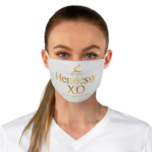 Hennessy X.O Extra Old Cognac Face Mask
