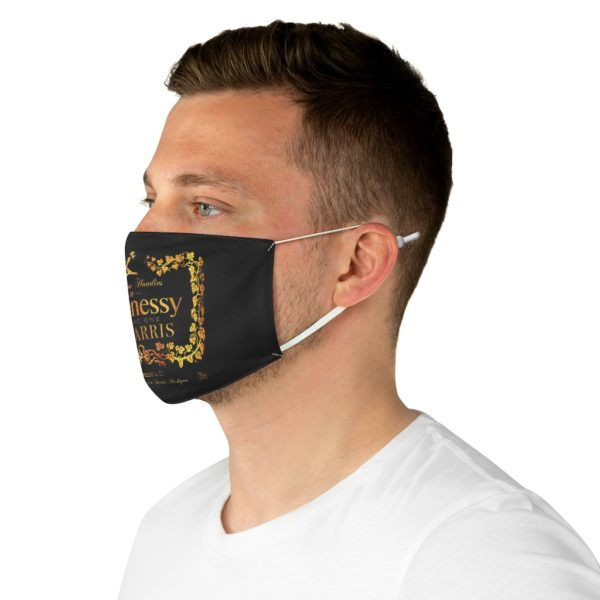 Hennessy Ty Farris face mask