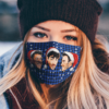 Jonas Brothers Merry Christmas Face Mask
