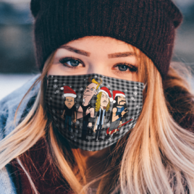 Metallica Merry Christmas Face Mask